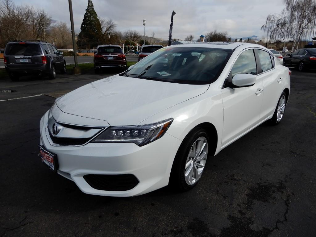New 2018 Acura ILX With Premium Package 4 Door Sedan In