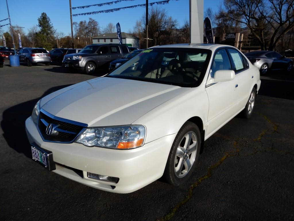 Pre-Owned 2002 Acura TL Type S