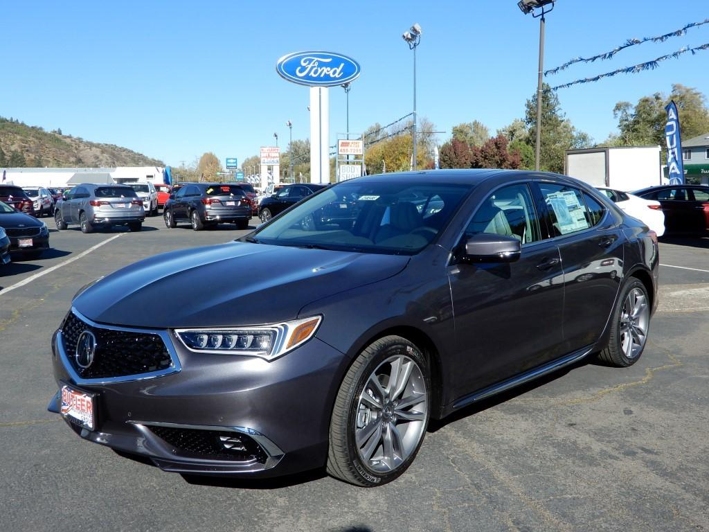 New 2019 Acura TLX 3.5 V-6 9-AT SH-AWD with Advance Package