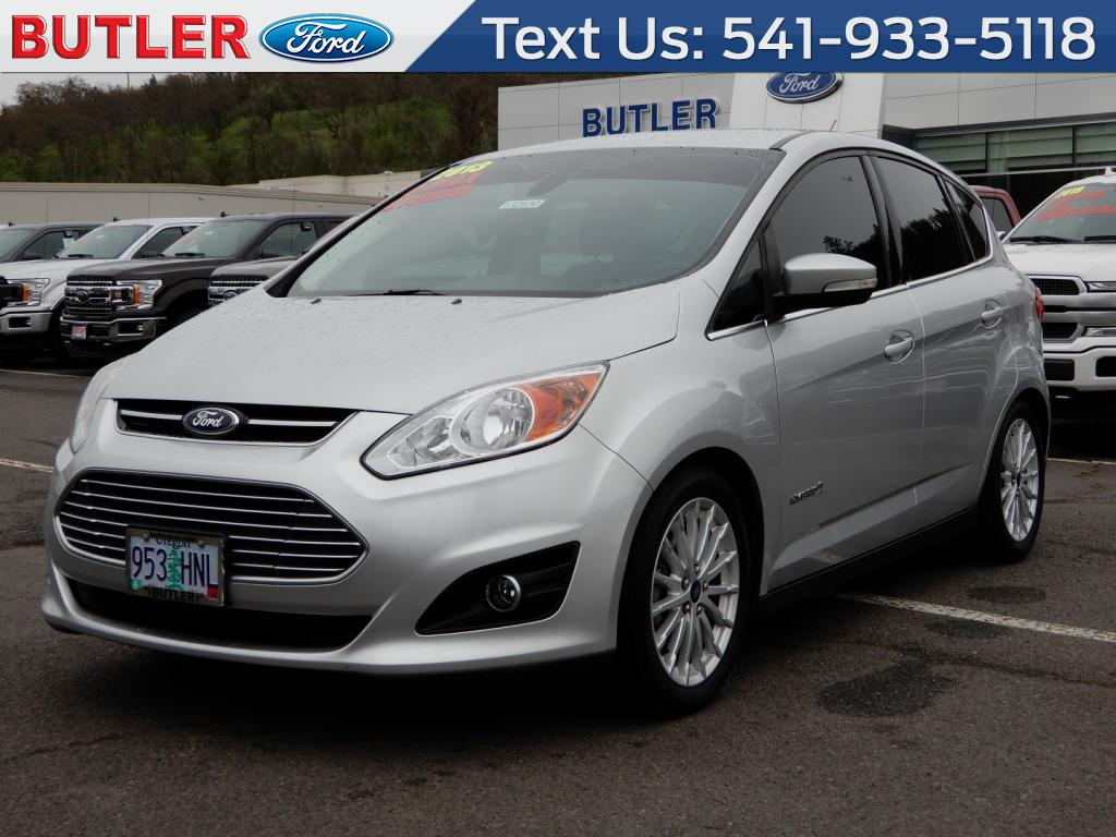 Pre Owned 2017 Ford C Max Hybrid Sel