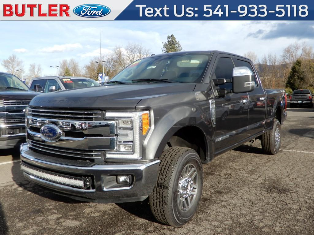 Pre Owned 2017 Ford F 350 Super Duty Lariat