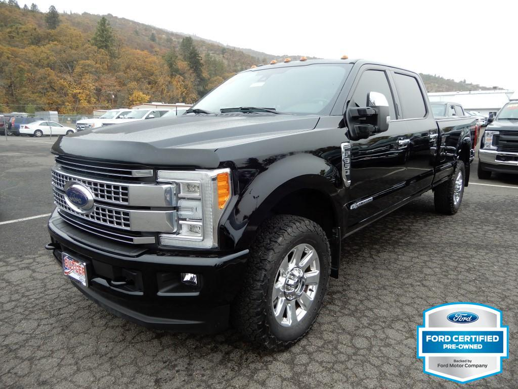 Pre owned 2017 ford f 350 super duty