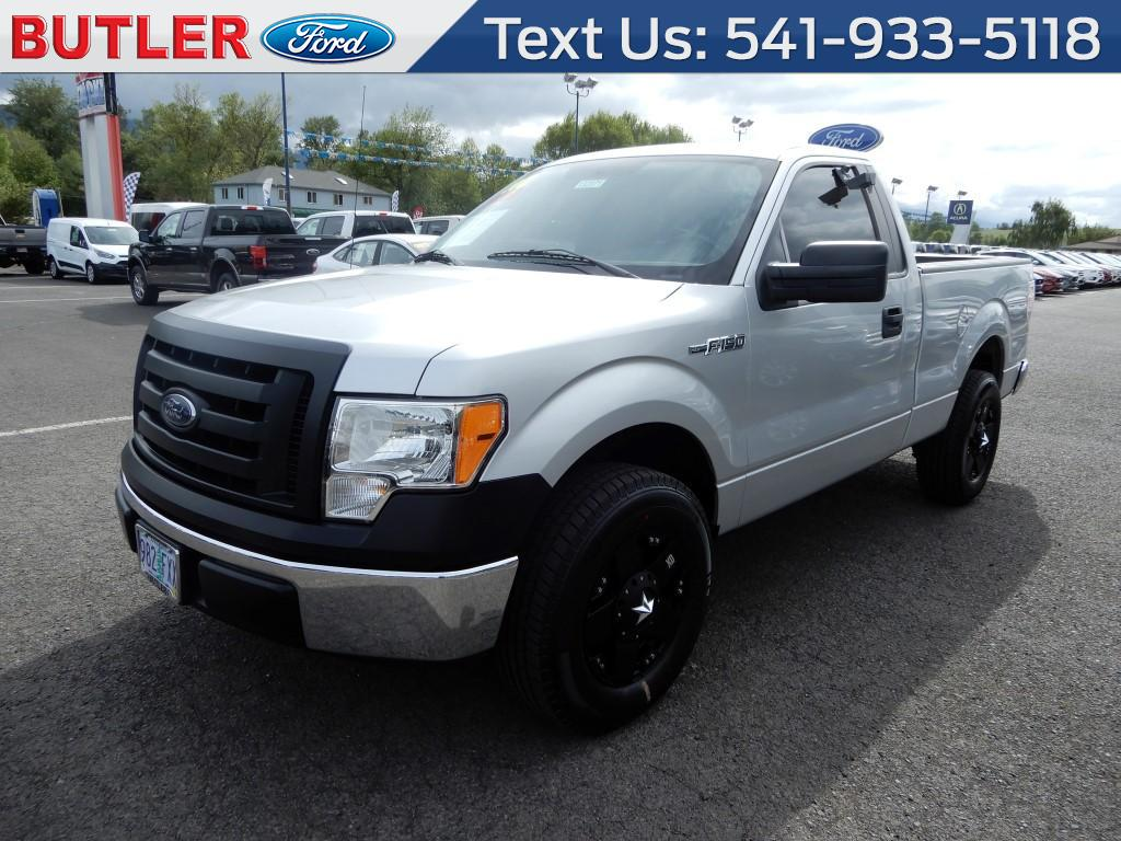 Pre owned 2012 ford f 150 xl