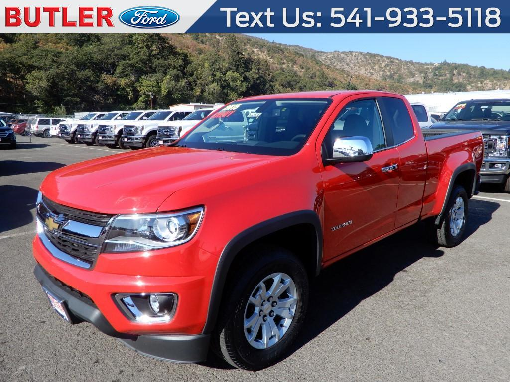 Pre-Owned 2015 Chevrolet Colorado LT