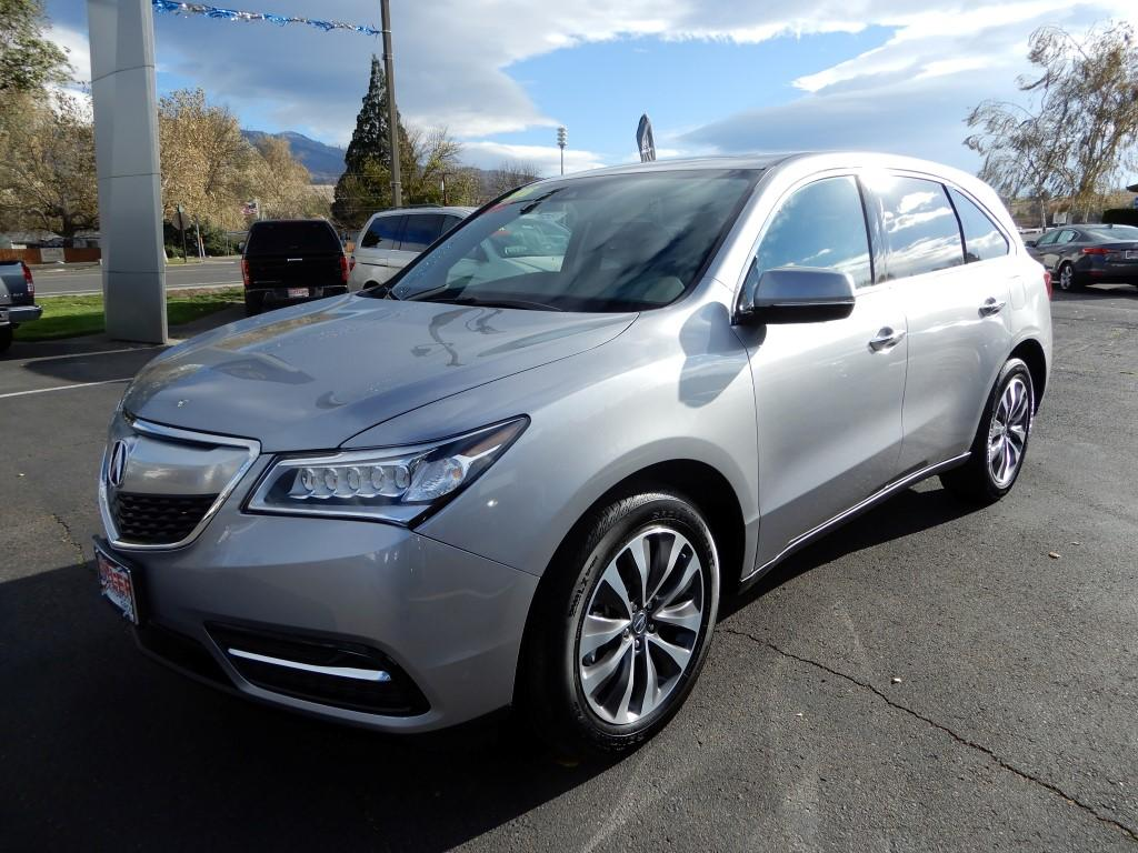 Pre-Owned 2016 Acura MDX Technology Package