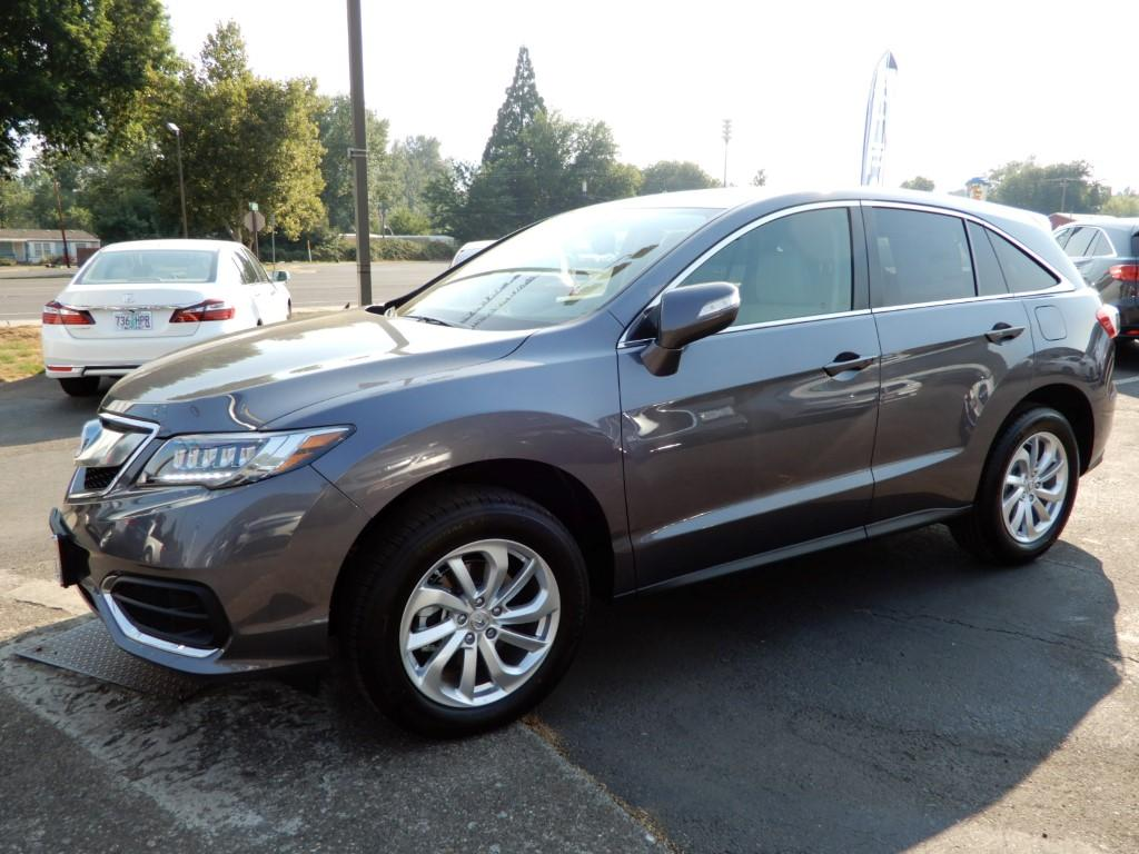New 2018 Acura RDX AWD with Technology and AcuraWatch Plus Packages