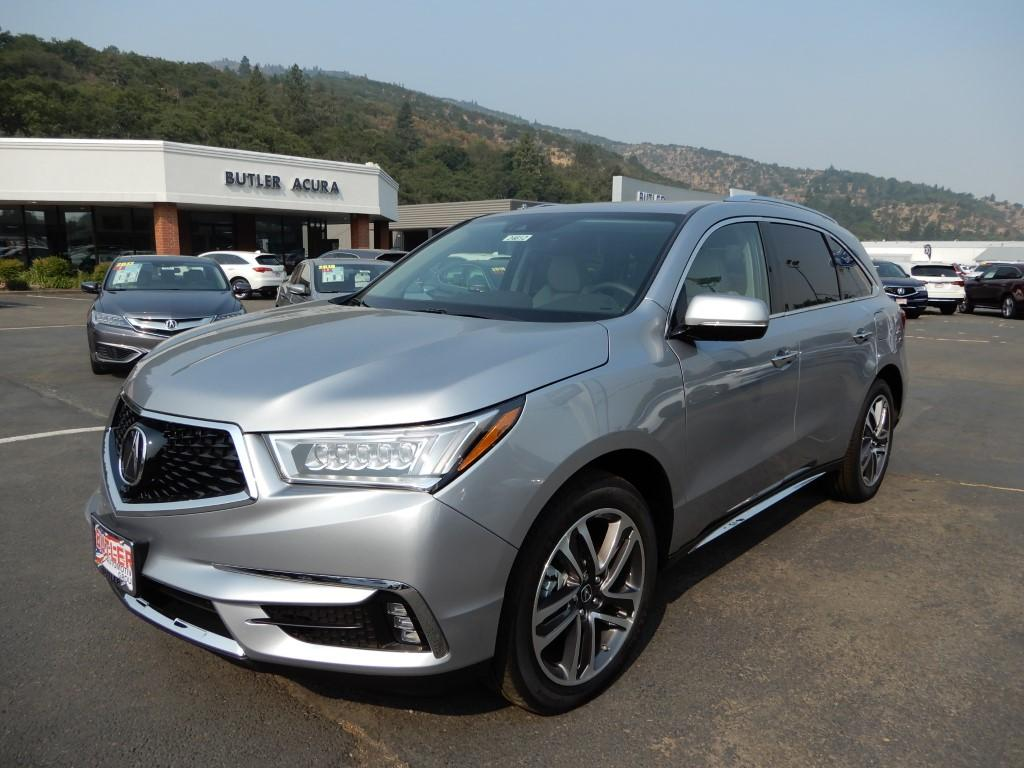 Pre-Owned 2018 Acura MDX Advance wth Rear Entertainment