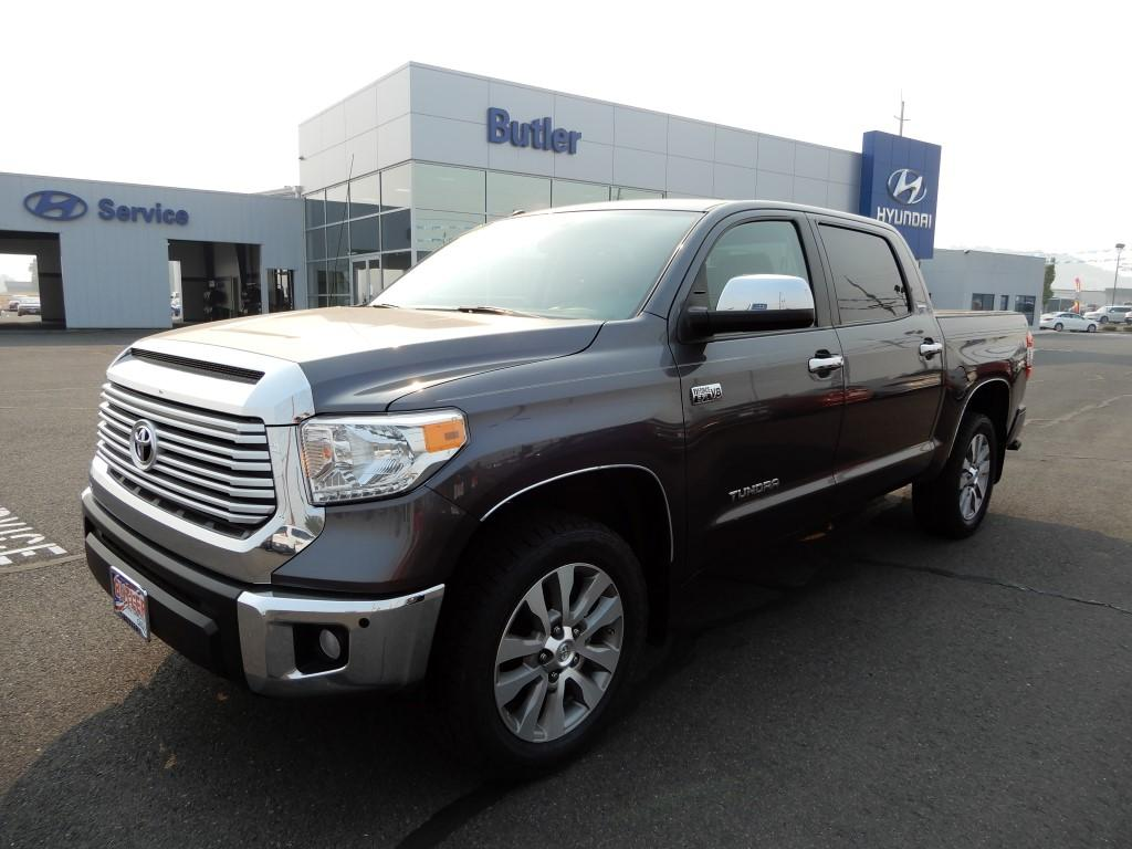 pre owned 2015 toyota tundra limited 4 door cab long bed crew max in ashland 141509 butler. Black Bedroom Furniture Sets. Home Design Ideas