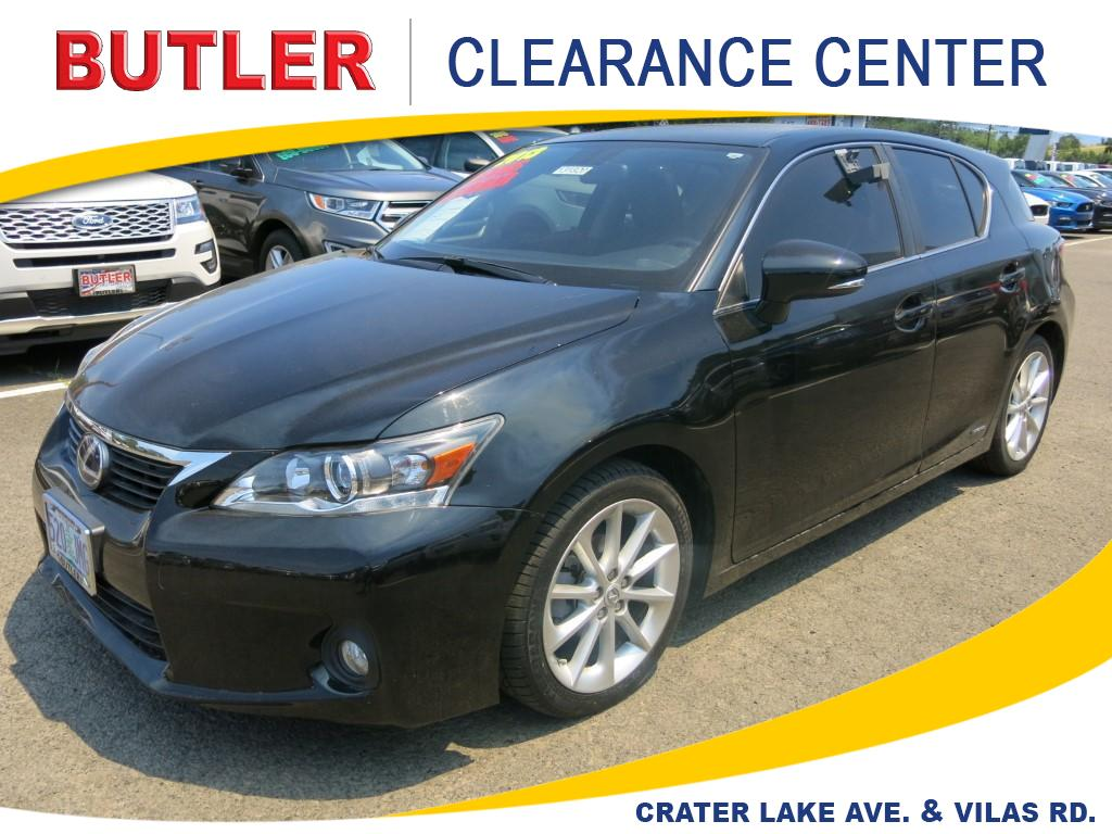 Pre-Owned 2013 Lexus CT 200h Base
