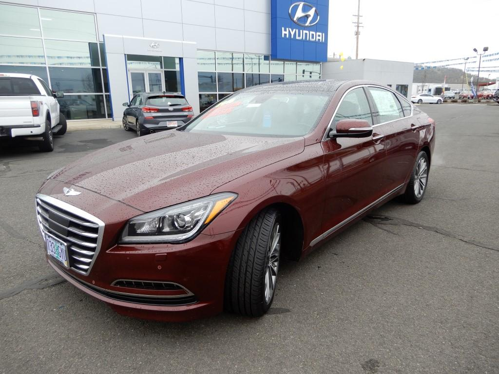 Pre-Owned 2015 Hyundai Genesis Base
