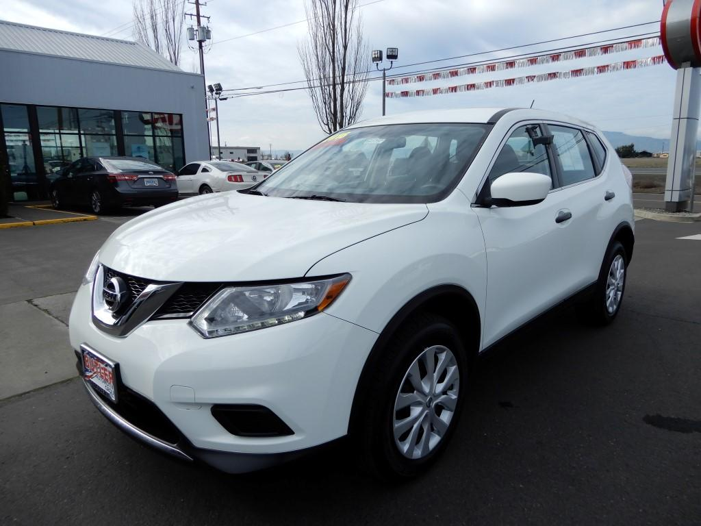 Pre-Owned 2016 Nissan Rogue 4 Door Wagon in Ashland #161787 | Butler