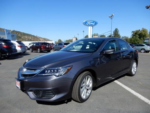 Pre-Owned 2017 Acura ILX Technology Plus Package