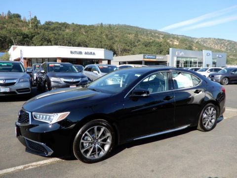 New 2018 Acura TLX 3.5 V-6 9-AT SH-AWD with Technology Package With Navigation & AWD