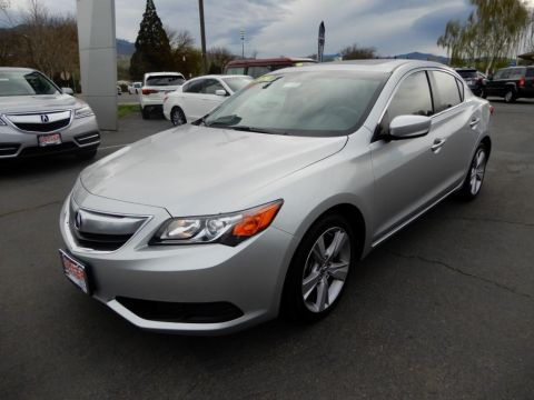 Pre-Owned 2014 Acura ILX Base 4 Door Sedan
