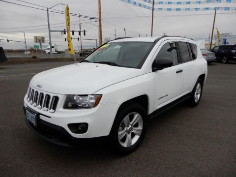 Pre-Owned 2015 Jeep Compass Sport 4 Door Wagon