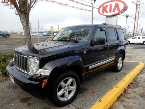Pre-Owned 2012 Jeep Liberty Limited 4 Door Wagon