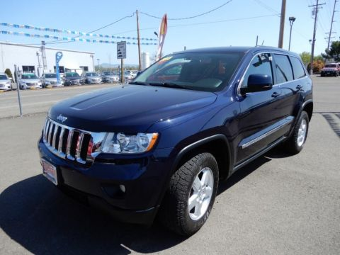 Pre-Owned 2013 Jeep Grand Cherokee Laredo 4 Door Wagon