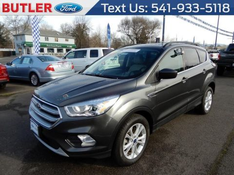 Pre-Owned 2017 Ford Escape SE 4 Door Wagon
