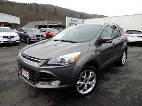 Pre-Owned 2014 Ford Escape Titanium 4 Door Wagon