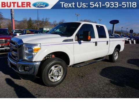 Pre-Owned 2013 Ford F-250 Super Duty FX4