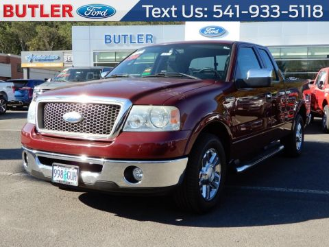 Pre-Owned 2006 Ford F-150 Lariat RWD