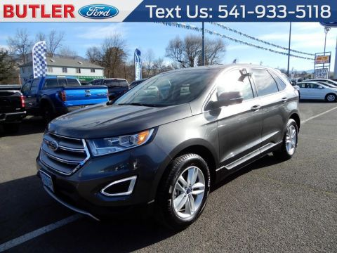 Pre-Owned 2017 Ford Edge SEL 4 Door Wagon