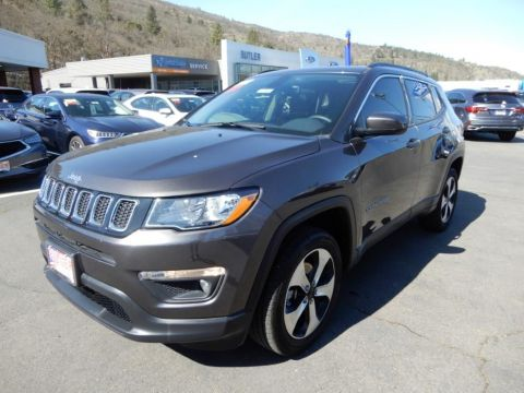 Pre-Owned 2017 Jeep Compass Sport 4 Door Wagon