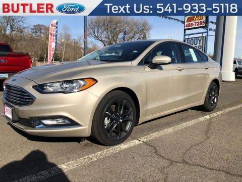Pre-Owned 2018 Ford Fusion S