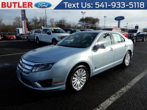 Pre-Owned 2010 Ford Fusion Hybrid 4 Door Sedan
