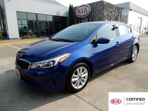 Pre-Owned 2017 Kia Forte LX 4 Door Sedan