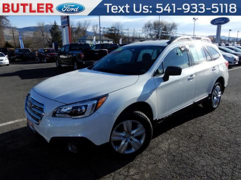 Pre-Owned 2016 Subaru Outback 2.5i 4 Door Wagon