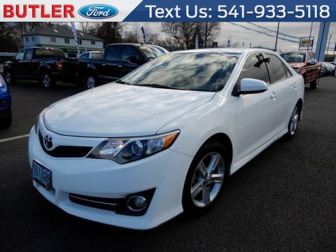 Pre-Owned 2014 Toyota Camry 4 Door Sedan