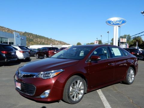 Pre-Owned 2015 Toyota Avalon