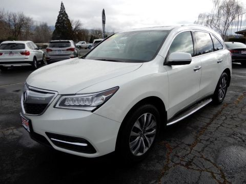 Pre-Owned 2015 Acura MDX SH-AWD with Technology Package 4 Door Wagon