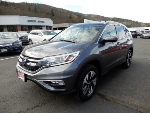 Pre-Owned 2016 Honda CR-V Touring 4 Door Wagon