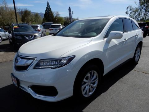 New 2018 Acura RDX AWD 4 Door Wagon
