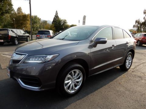 New 2018 Acura RDX AWD with Technology Package With Navigation & 4WD