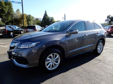 New 2018 Acura RDX AWD with Technology and AcuraWatch Plus Packages With Navigation & 4WD