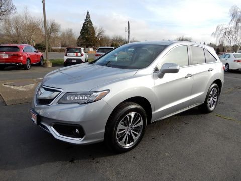 New 2018 Acura RDX AWD with Advance Package With Navigation & 4WD