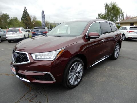 New 2018 Acura MDX SH-AWD with Technology Package With Navigation & AWD