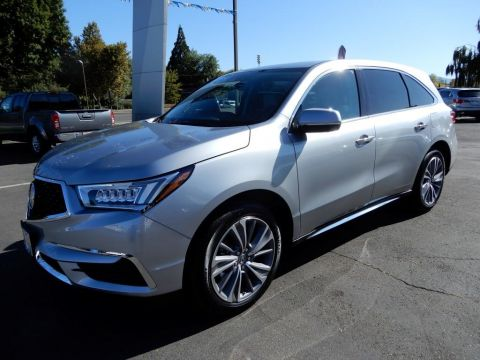 New 2017 Acura MDX SH-AWD with Technology Package With Navigation & AWD