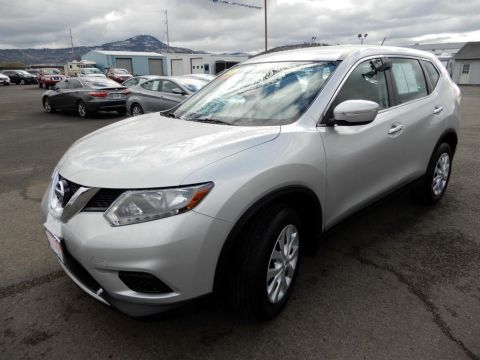Pre-Owned 2014 Nissan Rogue 4 Door Wagon