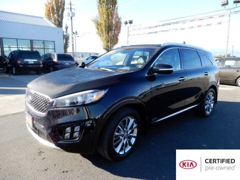 Pre-Owned 2017 Kia Sorento 3.3 SXL 4 Door Wagon