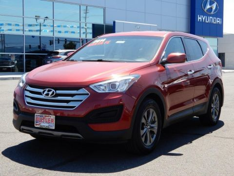 Pre-Owned 2014 Hyundai Santa Fe Sport Base