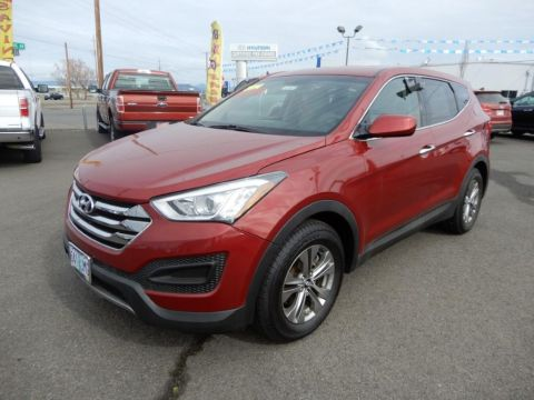 Pre-Owned 2014 Hyundai Santa Fe Sport 4 Door Wagon