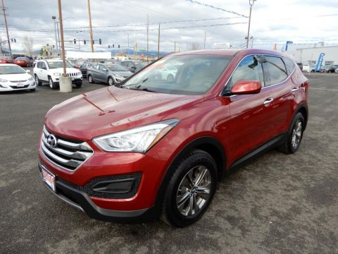 Pre-Owned 2015 Hyundai Santa Fe Sport 4 Door Wagon