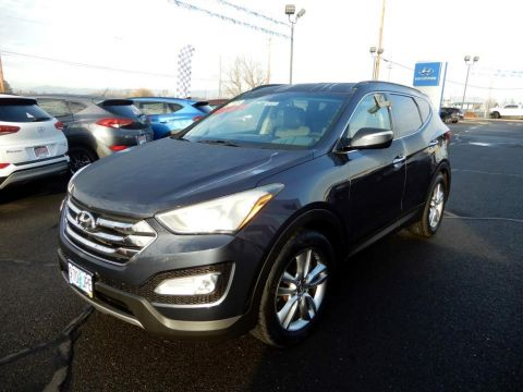 Pre-Owned 2013 Hyundai Santa Fe Sport 4 Door Wagon