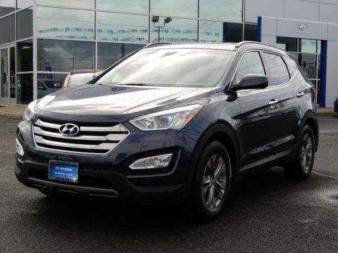 Pre-Owned 2016 Hyundai Santa Fe Sport Base