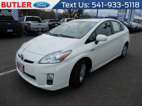 Pre-Owned 2011 Toyota Prius 4 Door Hatchback