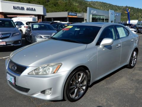 Pre-Owned 2008 Lexus IS 250 Base 4 Door Sedan